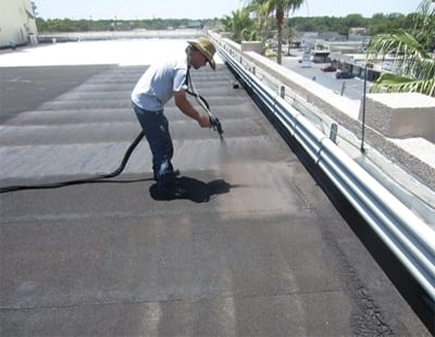 Over Modified Bitumen Cap Sheet Austin Roofing And