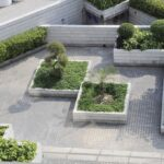 Waterproofing for roof top gardens