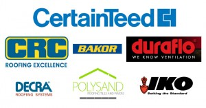 Premium Roofing Materials and top Brands
