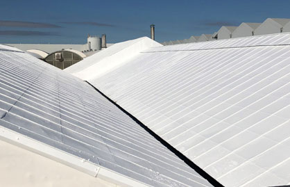 Austin Roofing UV Thermal Coating