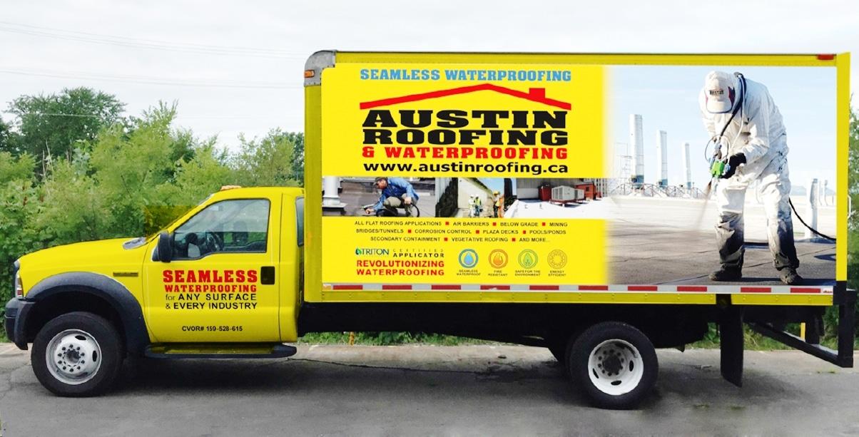 Austin Roofing & Waterproofing