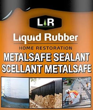Austin Roofing Liquid Rubber Metal Sealant Corrosion Control