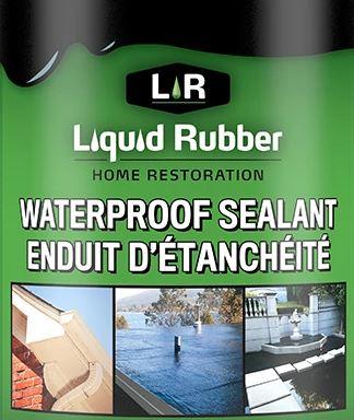 Austin Roofing Liquid Rubber Waterproof Sealant