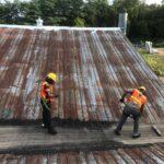 Ontario metal roof restoration