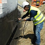 Below Grade Concrete Waterproofing
