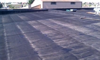 Naval Air Station Built Up Roof Retrofit Austin Roofing
